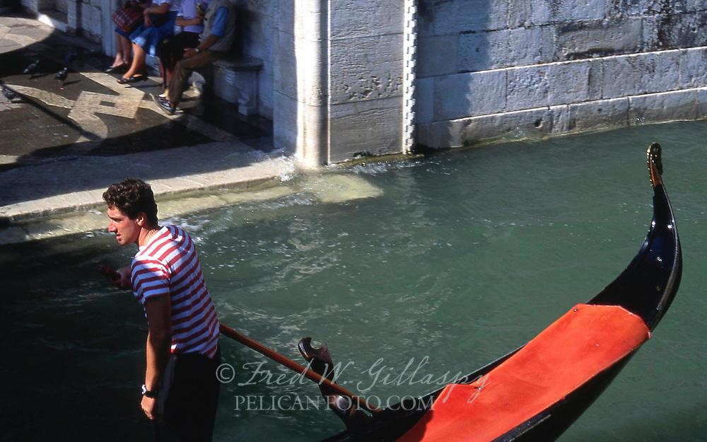Venice Gondolas 2, Italy