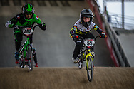 #53 (PRIES Nadja) GER at Round 2 of the 2018 UCI BMX Superscross World Cup in Saint-Quentin-En-Yvelines, France.