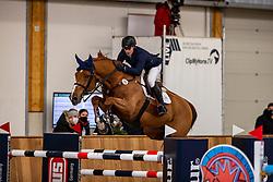 Houben Laurens, BEL, Dreamland<br /> Riesenbeck International 2020,<br /> © Hippo Foto - Stefan Lafrentz<br /> 04/12/2020