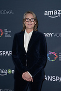CHERRY JONES at the premiere of Amazon's 'Transparent' season two at the Pacific Design Center in Los Angeles, California