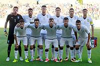 Italy's team photo during international sub 21 friendly match. September 1,2017.(ALTERPHOTOS/Acero)