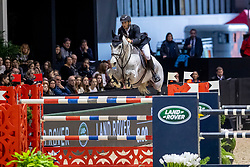 Cernin Benoit, FRA, Ciesto v Vogelzang Z<br /> Jumping International de Bordeaux 2020<br /> © Hippo Foto - Dirk Caremans<br />  08/02/2020