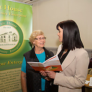 01.10.14            <br /> The Limerick City Community Safety Partnership will host a Safety Information Day for Older People. The event will feature important personal and home safety information for older people. Nutritional advice, occupational therapy, and care and repair demonstrations will also be provided. Advice and literature on a range of issues will be provided on the day by agencies including An Garda Síochána, Limerick City and County Council, Home Instead Senior Care, Limerick Fire and Rescue Service and the HSE. <br /> Attending the event at St. Johns Pavilion were, Joan Cagney, Kilfinane with Vanessa Hockedy, Tait House. Picture: Alan Place.