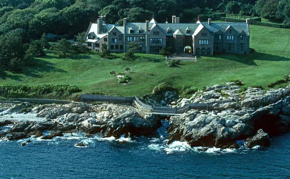 Rough Point, <br /> Doris Duke's Newport Summer home<br /> Newport , RI 02840