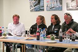 , Kiel - Kieler Woche 20. - 28.06.2015, Pressekonferenz 23.06.2015