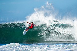 Griffin Colapinto (USA) advances directly to Round 3 of the 2018 Corona Open J-Bay after winning Heat 11 of Round 1 at Supertubes, Jeffreys Bay, South Africa.
