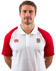 Ethan Waddleton of England Rugby 7s - Mandatory by-line: Robbie Stephenson/JMP - 17/09/2019 - RUGBY - The Lansbury - London, England - England Rugby 7s Headshots