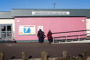 Landguard Visitor Centre and View Point Cafe, Felixstowe, Suffolk, England