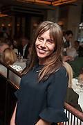 LAURA MONTANA, Vanity Fair Lunch hosted by Graydon Carter. 34 Grosvenor Sq. London. 14 May 2013