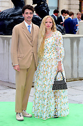 Hannah Weiland and guest arriving for Royal Academy of Arts Summer Exhibition Preview Party 2019 held at Burlington House, London. Picture date: Tuesday June 4, 2019. Photo credit should read: Matt Crossick/Empics