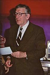 Leonard Freel Woodcock -Liaison Officer - To Be Ambassador