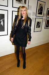 PETRA ECCLESTONE daughter of Bernie Ecclestone at the opening of an exhibition entitled Exceptional Youth supported by Teen Vogue at the National Portrait Gallery, London on 3rd November 2006.<br /><br />NON EXCLUSIVE - WORLD RIGHTS