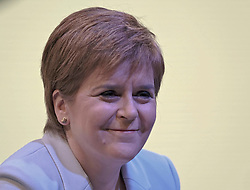 SNP Spring Conference, Saturday 27th April 2019<br /> <br /> Pictured: First Minister Nicola Sturgeon<br /> <br /> Alex Todd | Edinburgh Elite media
