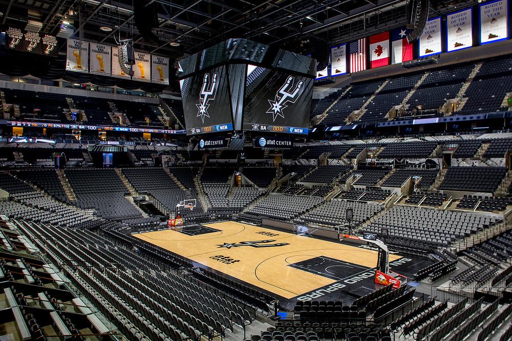 San Antonio Spurs   San Antonio, TX