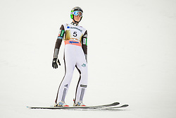 Bor Pavlovcic of Slovenia during Ski Flying Hill Individual Competition at Day 2 of FIS Ski Jumping World Cup Final 2018, on March 23, 2018 in Planica, Ratece, Slovenia. Photo by Ziga Zupan / Sportida
