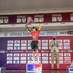 ARNHEM (NED) CYCLING, SIMAC LADIES TOUR,   August 29th 2021, <br /> Marianne Vos