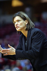 31 December 2007: Why?, asks coach Robin Pingeton. The Huskies of Northern Illinois University were leashed up by the Redbirds of Illinois State University 78-54 on Doug Collins Court in Redbird Arena in Normal Illinois.