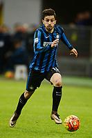 Alex Telles Inter<br /> Milano 03-02-2016 Stadio Giuseppe Meazza - Football Calcio Serie A Inter - Chievo Verona. Foto Giuseppe Celeste / Insidefoto