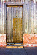 House door in Cardenas, Matanzas, Cuba.
