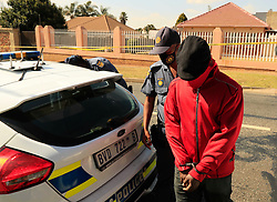 South Africa - Johannesburg - 14 May 2020 More than R1 million worth of drugs were found at a residential in Robertsham at Xavier street South of Johannesburg and 1 suspect was arrested. Photo Simphiwe Mbokazi African NewsAgency