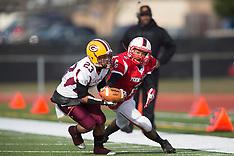 South Jersey Group 1 High School Football Championship - Glassboro vs Penns Grove