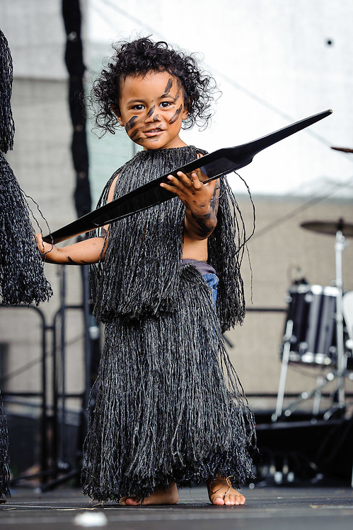 WELLINGTON, NEW ZEALAND - January 17:  Positively Pasifika Festival 2015 January 17, 2015 in Wellington, New Zealand.  2015 Positively Pasifika Festival.  (Photo by Mark Tantrum/ mark tantrum.com)