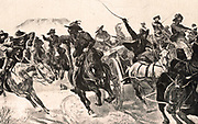 Tweebosch.  In the Battle of Tweebosch on 7 March 1902, a Boer commando led by Koos de la Rey defeated a British column under the command of Lieutenant General Lord Methuen during the final months of the Second Boer War.