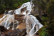 Skalkaho Falls, Montana.
