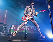 The Manic Street Preachers at The Barrowlands April 2014