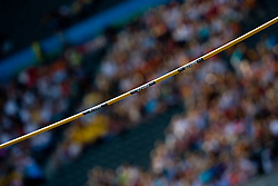 Pole Vault at the 2009 IAAF Athletics World Championships on August 15, 2009 in Berlin, Germany. (Photo by Vid Ponikvar / Sportida)