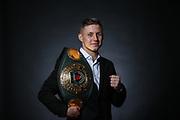 """BOXEN: EC Boxing, Studioproduktion, WInsen, 04.01.2020<br /> IBO-Weltmeister: Sebastian """"Hafen Basti"""" Formella (Deutschland)<br /> © Torsten Helmke"""
