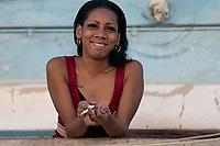 Senorita, Havana, Cuba 2020 from Santiago to Havana, and in between.  Santiago, Baracoa, Guantanamo, Holguin, Las Tunas, Camaguey, Santi Spiritus, Trinidad, Santa Clara, Cienfuegos, Matanzas, Havana