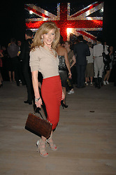 KELLY HOPPEN at the Swarovski 'Runwy Rocks' held at the Phillips de Pury Gallery, Howick Place, London on 10th June 2008.<br /><br />NON EXCLUSIVE - WORLD RIGHTS