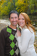 10/14/12 9:28:57 AM - Newtown, PA.. -- Amanda & Elliot October 14, 2012 in Newtown, Pennsylvania. -- (Photo by William Thomas Cain/Cain Images)