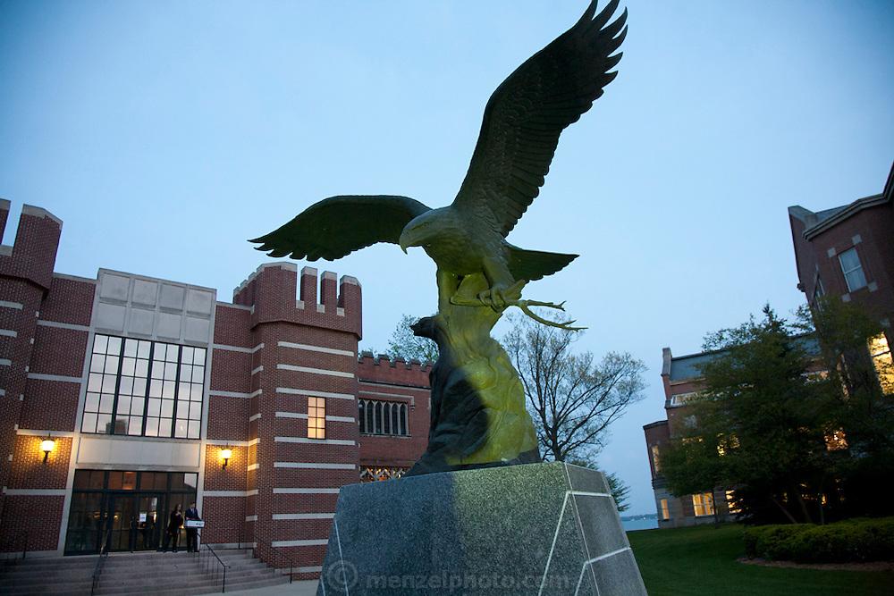 Culver Miltary Academy private school, Culver, Indiana.