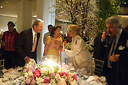 PRINCESS MICHAEL OF KENT; , The Cartier Chelsea Flower show dinner. Hurlingham club, London. 20 May 2013.