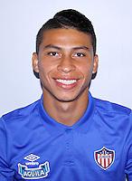 Colombia League - Liga Aguila 2015-2016 - <br /> Club Deportivo Junior de Barranquilla - Colombia / <br /> Alexis Rafael Perez Fontanilla