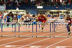 NSAF 2014 New Balance Nationals Indoor, boys 60 m hurdles
