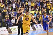 Mirza Alibegovic<br /> Fiat Torino - Mia Cantu<br /> Lega Basket Serie A 2016/2017<br /> Torino 26/03/2017<br /> Foto Ciamillo-Castoria