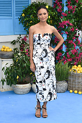Thandie Newton attending the premiere of Mamma Mia! Here We Go Again held at the Eventim Hammersmith Apollo, London. Photo credit should read: Doug Peters/EMPICS