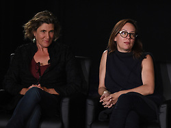 LOS ANGELES - AUGUST 9: (L-R) Gwyneth Horder-Payton, and Liza Johnson onstage during 'Half Initiative and FX Directors' panel during the FX portion of the 2017 Summer TCA press tour at the Zanuck Theatre on the Fox Studio Lot on August 9, 2017 in Los Angeles, California. (Photo by Frank Micelotta/FX/PictureGroup) *** Please Use Credit from Credit Field ***