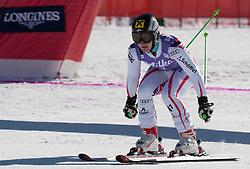 22.10.2011, Rettenbachferner, Soelden, AUT, FIS World Cup Ski Alpin, Damen, Riesenslalom, im Bild Kathrin Zettel (AUT) // during Ladies ginat Slalom at FIS Worldcup Ski Alpin at the Rettenbachferner in Solden on 22/10/2011. EXPA Pictures © 2011, PhotoCredit: EXPA/ Johann Groder