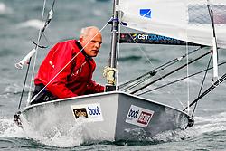 , Kieler Woche 05. - 13.09.2020, Contender - NED 2719 - Rene HEYNEN - Maas en Roer