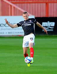 William Boyle of Cheltenham Town warms up prior to kick-off- Mandatory by-line: Nizaam Jones/JMP - 10/10/2020 - FOOTBALL - Jonny-Rocks Stadium - Cheltenham, England - Cheltenham Town v Crawley Town - Sky Bet League Two