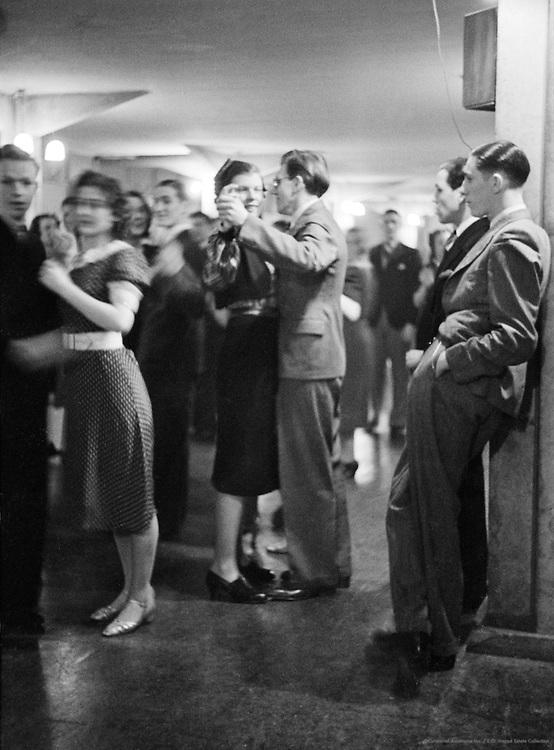 Dance at Peckham Health Center, London, c1935
