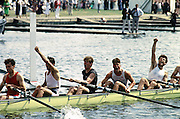 © Peter Spurrier Sports Photo<br />e-mail  pictures@rowingpics.com<br />tel 44 (0) 7973 819 551<br />Leander/Molesey GBR M8+<br />Left to Right - Jonny Singfield , Richard phelps, Jonny Searle< James Cracknell and Richard Stanhope.<br />Grand Challenge Cup - Leander/Molesey/Star composite<br />also GBR M8+ for Vienna World Rowing Campionships. Greg Searle added to the crew for the Worlds 2000 Henley Royal Regatta, Henley.UK