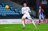 Jordan Shipley of Coventry City (26) in action during the EFL Sky Bet League 1 match between Scunthorpe United and Coventry City at Glanford Park, Scunthorpe, England on 5 January 2019.