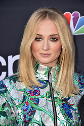 Sophie Turner attends the 2019 Billboard Music Awards at MGM Grand Garden Arena on May 1, 2019 in Las Vegas, Nevada. Photo by Lionel Hahn/ABACAPRESS.COM