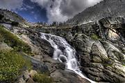 Tokopah Falls, Sequoia National Park, California