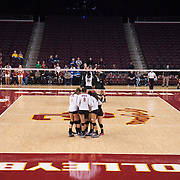 USC Women's Volleyball NCAA Game 1